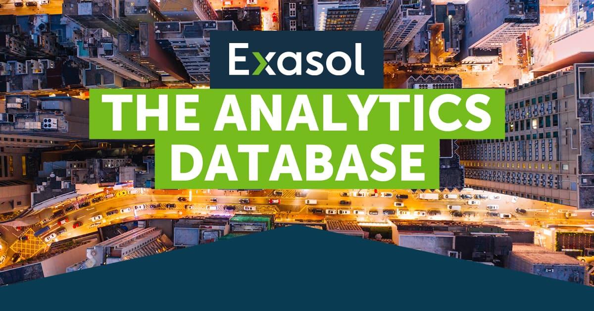Exasol Analytical Database