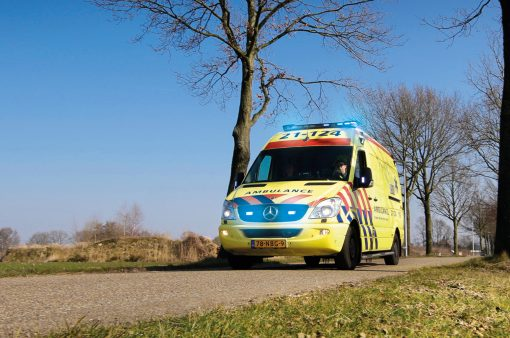 Ambulancedienstverlening